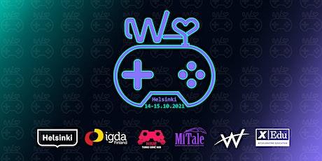W Love Games 2021 billets