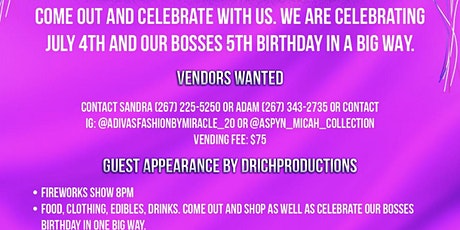 From Toddlers to Bosses Birthday Pop Up Shop tickets