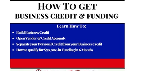 Business Credit (The Basics) tickets