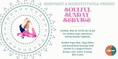 Soulful Sunday Service With Marley Vigdorth tickets