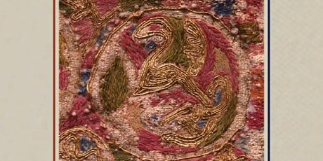 Embroidery in the British Isles in the early Medieval Period 450 - 1100 AD tickets