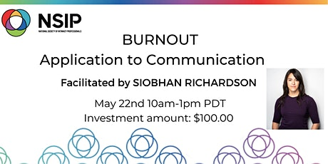 Burnout: Application to Communication tickets