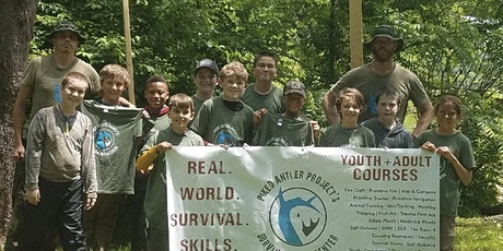 #2 2021 Adventure Survival Summer Camp for ages 13-14 tickets