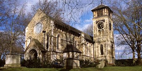 Keats-Shelley 200: An Evening Recital & Reception at St Pancras Old Church tickets