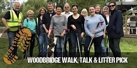 Woodbridge Walk, Talk & Litter Pick tickets