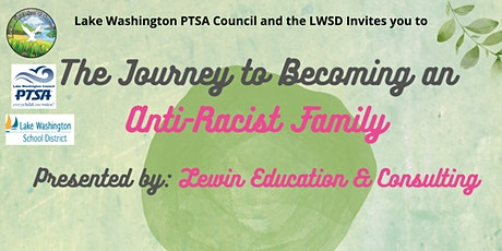 """The Journey of Becoming an Anti-Racist Family"" tickets"