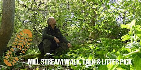 Mill Stream Nature Reserve Walk & Litter Pick tickets