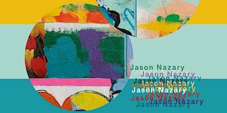Jason Nazary Record Release tickets