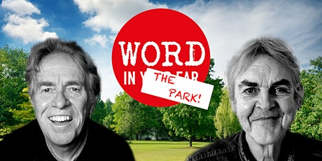 A WORD IN THE PARK: A SUMMER AFTERNOON OF SOCIALLY DISTANCED STORYTELLING tickets