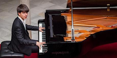 ARTURO ABELLAN - PIANO entradas
