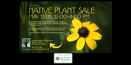Native Plant Sale tickets