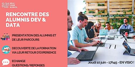 Rencontre Alumnis - Wild Code School Lyon tickets