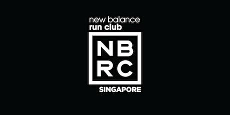 New Balance Run Club tickets