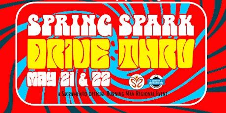 Spring Spark Drive-Thru tickets