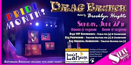 Pride Month Drag Brunch! tickets