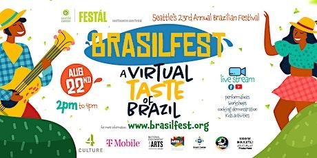BrasilFest ingressos