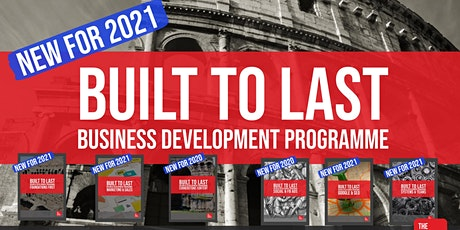 The Boiler Business - Built To Last Dominate Programme DEPOSIT PAYMENT tickets