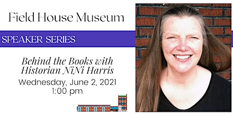 Speaker Series: Behind the Books with NiNi Harris tickets