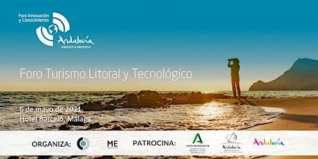 ASISTENCIA PRESENCIAL FORO TURISMO LITORAL Y TECNOLÓGICO entradas