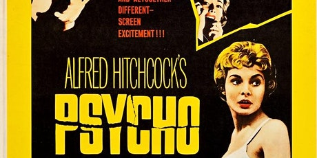 PSYCHO (R)(1960) Drive-In 8:25 pm (Sat.  May 15) tickets
