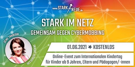 Stark im Netz - Gemeinsam gegen Cybermobbing -  Metropolregion Hamburg Tickets
