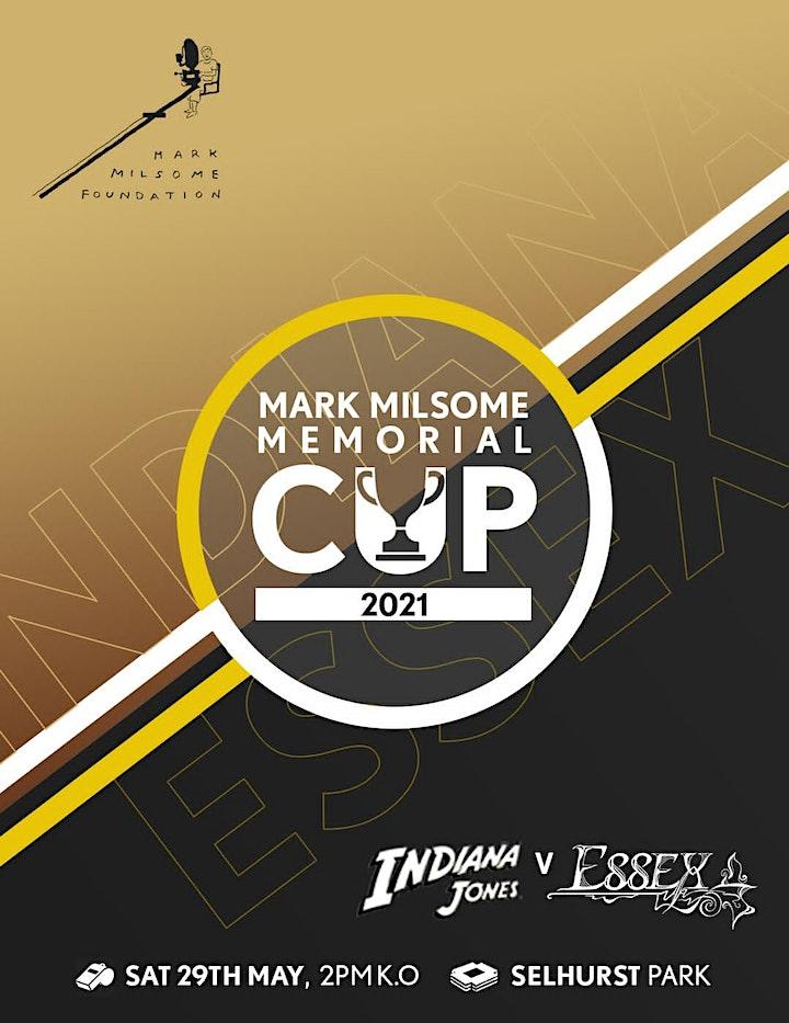 Mark Milsome Memorial Cup 2021 image