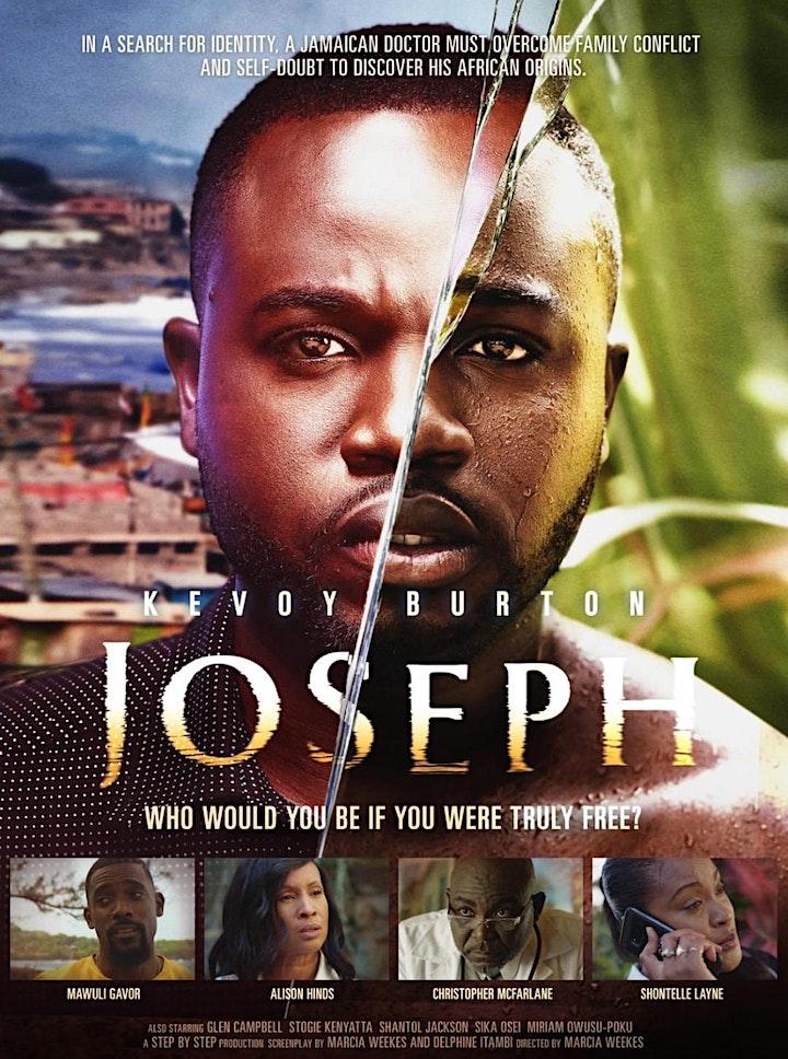 Joseph film screening, Q&A image