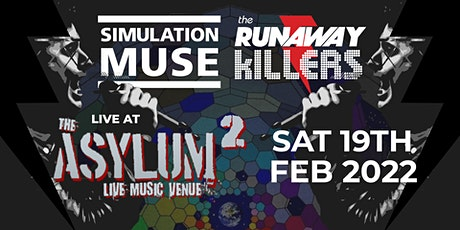 Muse & The Killers Tributes at Asylum 2, Birmingham tickets