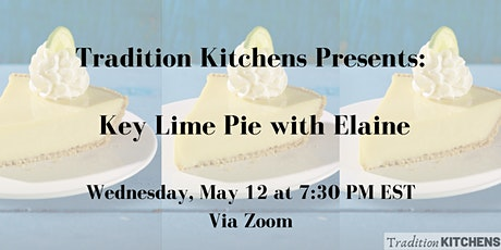 Key Lime Pie with Elaine tickets