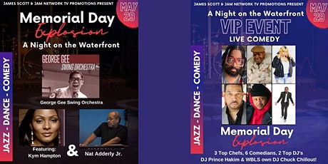 'A Night On The Waterfront' A Night of Jazz and Entertainment tickets