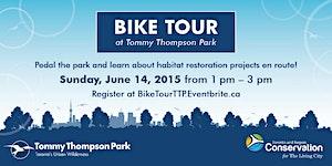 Bike Tour at Tommy Thompson Park
