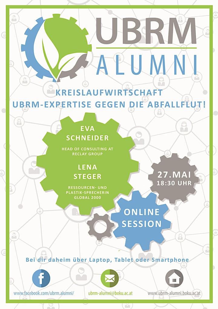 Kreislaufwirtschaft - UBRM-Expertise gegen die Abfallflut!: Bild