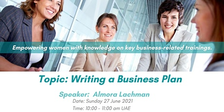 Writing a Business Plan - Pushing the Boundaries tickets