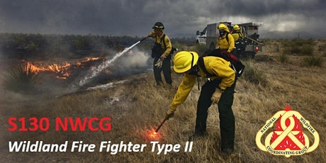 NWCG S-130 Wildland Fire Fighter Type II  Online Course - Field Day tickets