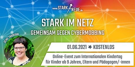 STARK IM NETZ GEMEINSAM GEGEN MOBBING - mit Carina, Köln bzw. Rhein-Erft-Kr Tickets
