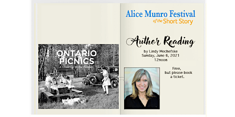 Author Reading with Lindy Mechefske tickets
