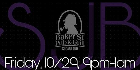 SJB @ Baker St. Pub Sugarland tickets