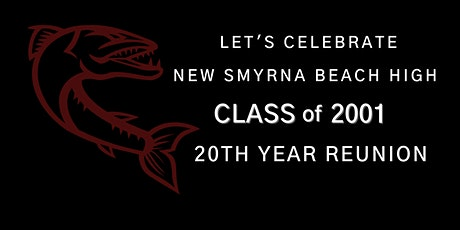 New Smyrna Beach High School Class of 2001 20th Reunion tickets