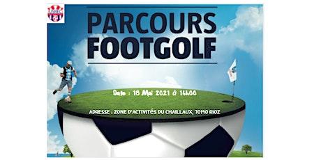 Foot Golf billets