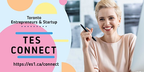 TES Connect - Virtual Entrepreneur Networking and Social #7 tickets