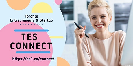 TES Connect - Virtual Entrepreneur Networking and Social #8 tickets