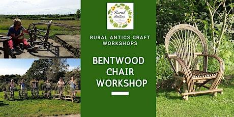 Bentwood Chair Making Workshop tickets