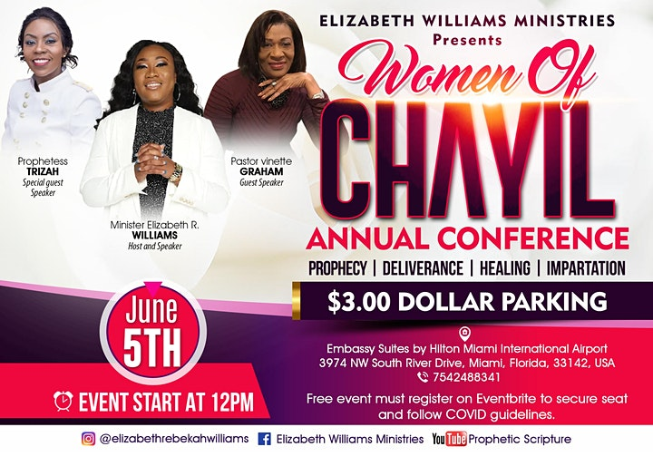 Women  Of Chayil  Annual Conference image