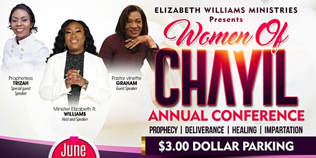 Women  Of Chayil  Annual Conference tickets