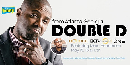 Double D feat. Marc Henderson   Friday 7:30p tickets