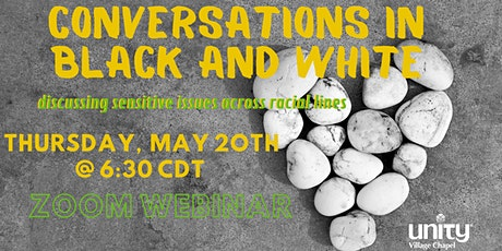 Conversations in Black and White tickets