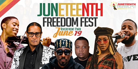 Juneteenth Freedom Fest Charleston 2021 tickets