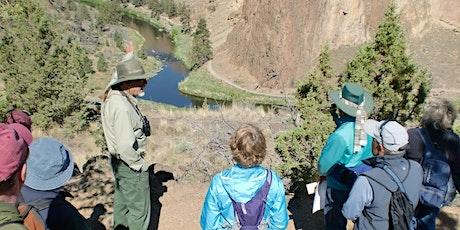 Smith Rock Interpretive Hike tickets