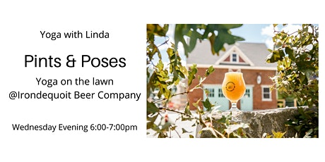 Pints and Poses with Linda @ Irondequoit Beer Company tickets
