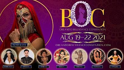 Orlando Bellydance Convention 2021 ingressos